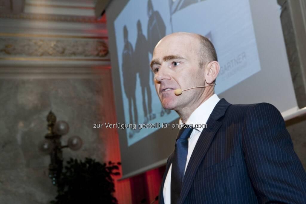 Peter Baumgartner, Speaker & Autor (15.12.2012)