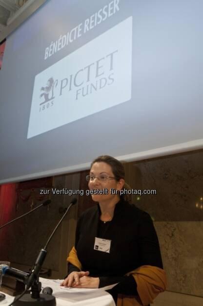 Bénédicte Reisser, Pictet Funds (15.12.2012)