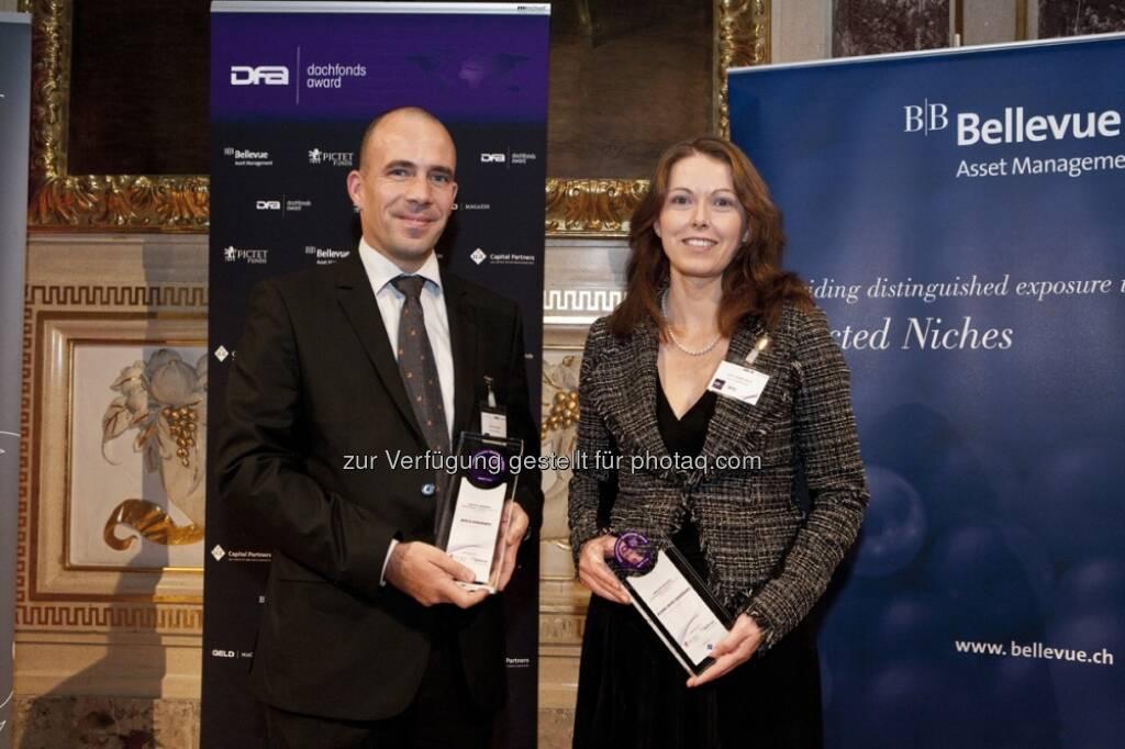 Rene Hochsam, Security Kapitalanlage AG, Ingrid Bach, Allianz Invest KAG (15.12.2012)