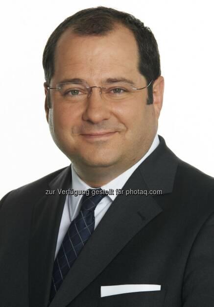 Immofinanz-COO Daniel Riedl übernimmt ab sofort die Funktion des CEO der BUWOG (c) Immofinanz, mehr Bilder von Riedl unter http://finanzmarktfoto.at/search/daniel%20riedl (02.10.2013)