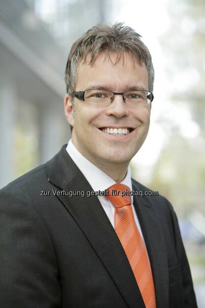 Volker Panreck ist der neue CFO/General Manager der ING-DiBa Direktbank Austria. Er folgt damit Thomas Geis, der zur Muttergesellschaft ING-DiBa AG in Frankfurt zurückkehrt und übernimmt die Zuständigkeitsbereiche Finance & Controlling, Compliance, Legal, Risikomanagement sowie Projektmanagement und Interne Services (c) ING-DiBa (03.10.2013)