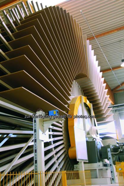 Egger Holzwerkstoffe: Werk Radauti Sternwender, mehr unter http://www.egger.com/DE_de/index.htm (04.10.2013)