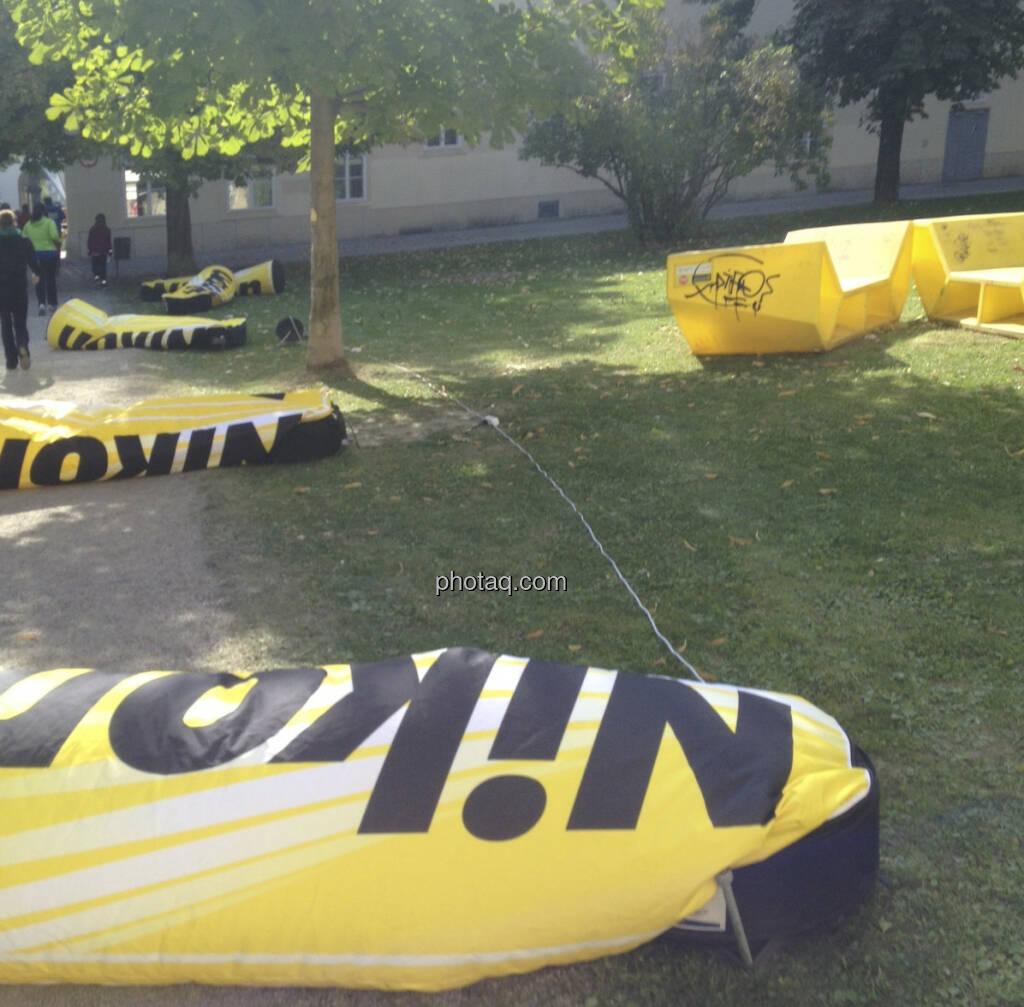Nikon, ein bissl viel Wind (05.10.2013)