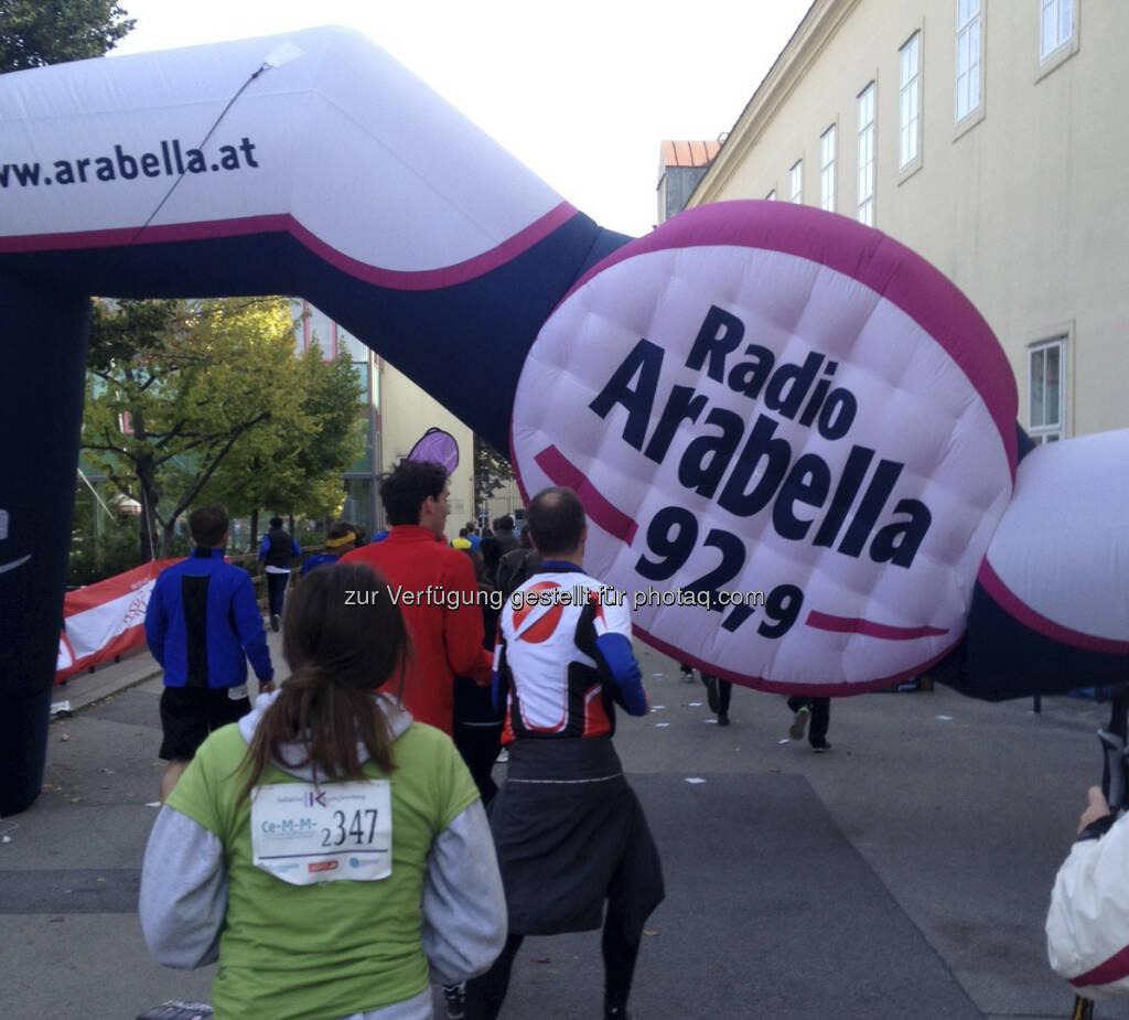 Radio Arabella Angriff auf die Läufer (05.10.2013)