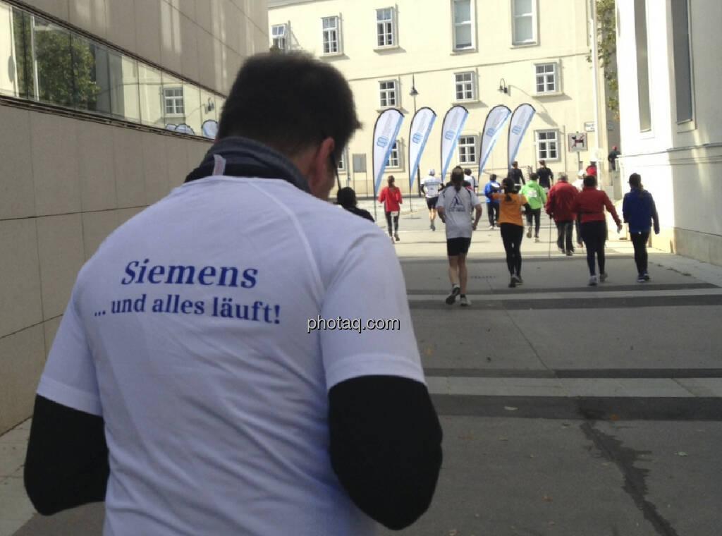 Siemens ... und alles läuft! (05.10.2013)