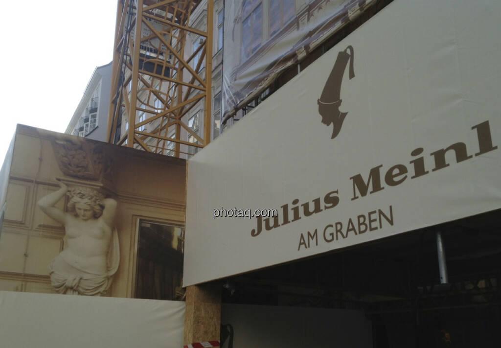Julius Meinl am Graben (06.10.2013)
