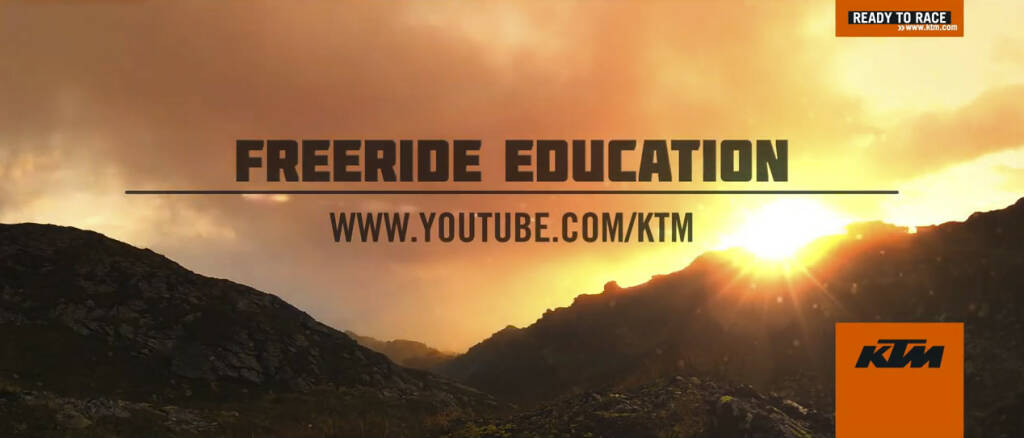 KTM Freeride Education (08.10.2013)