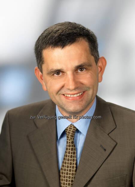 Martin Oberlechner (Data Systems Austria) wird neuer Senior Consultant für JET DMS Dokumentenmanagement (Bild: DSA) (10.10.2013)