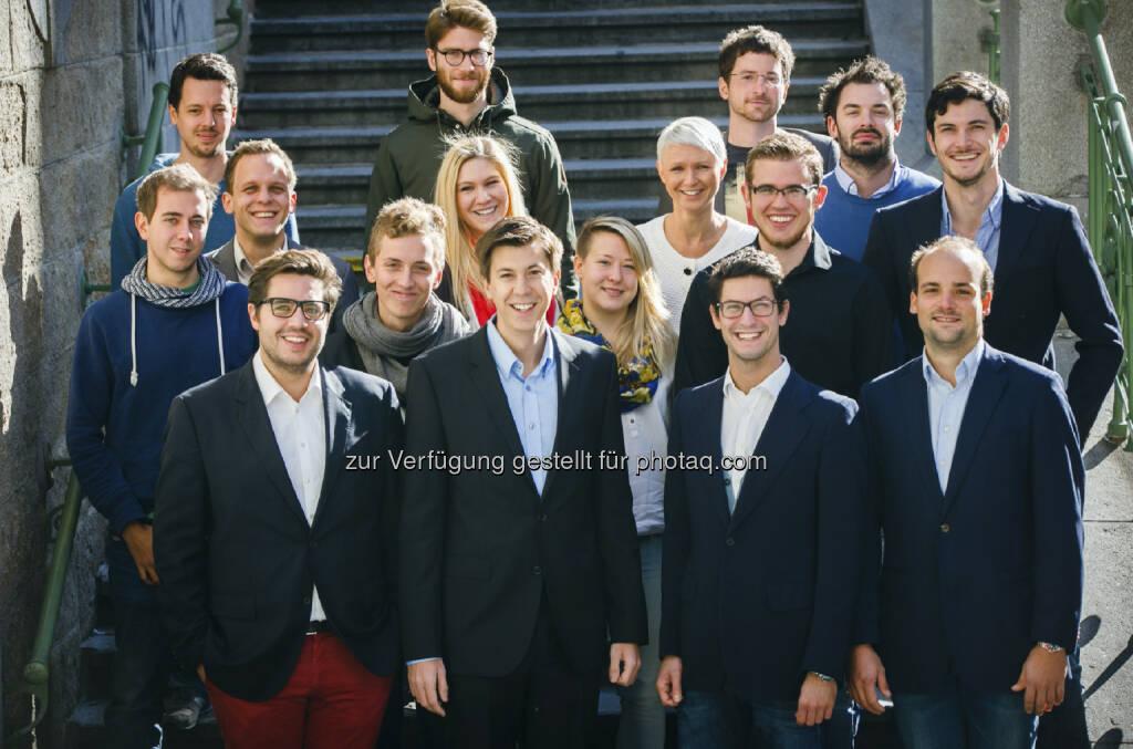 Das österreichische e-Health- und Software-Unternehmen Diagnosia sichert sich eine Finanzierung in Höhe von über einer Million Euro für Expansion und Produktentwicklung Fotocredit: Diagnosia Internetservices GmbH (10.10.2013)