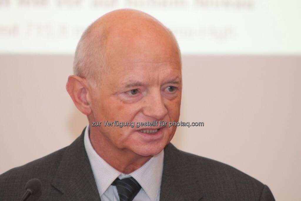 Robert Kastil, Rosenbauer International , © Wiener Börse (15.12.2012)