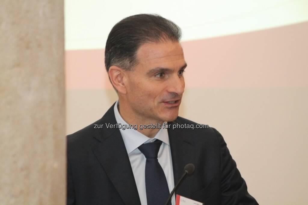 Peter Haidenek, Polytec, © Wiener Börse (15.12.2012)