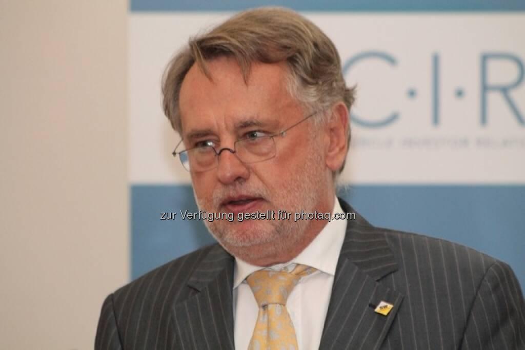 Bernd Wolschner, SW Umwelttechnik, © Wiener Börse (15.12.2012)