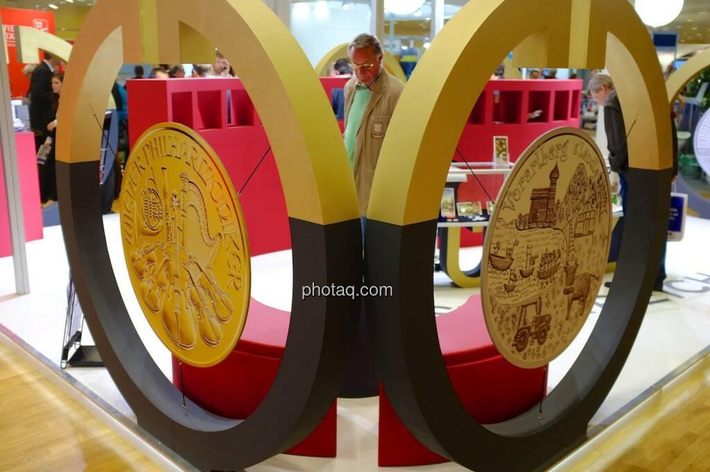 Münze Österreich (17.10.2013)