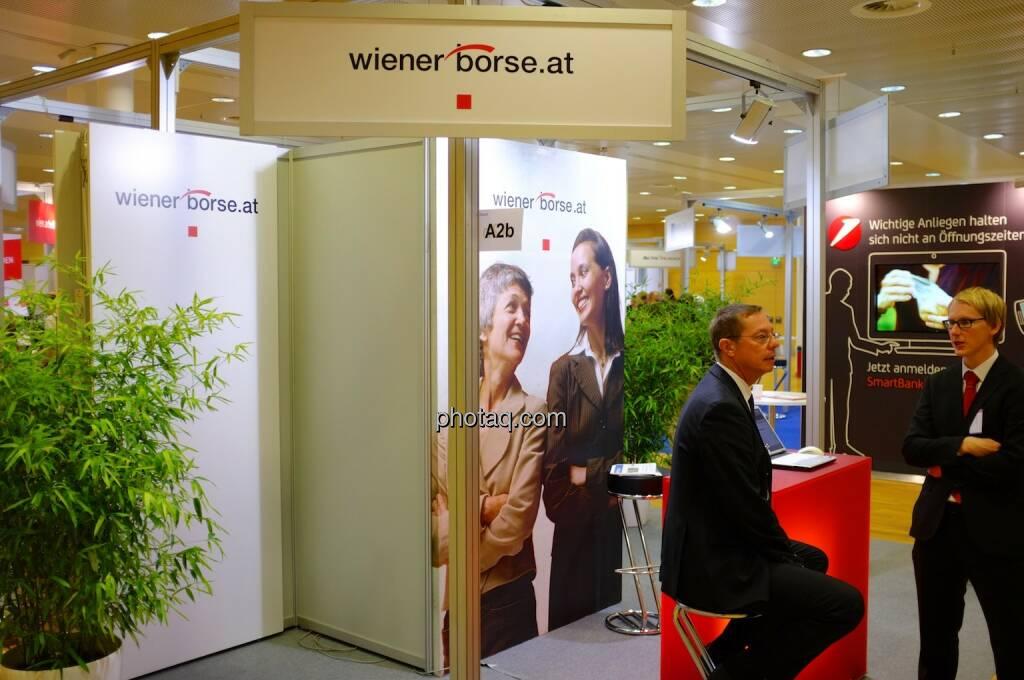 Wiener Börse (17.10.2013)