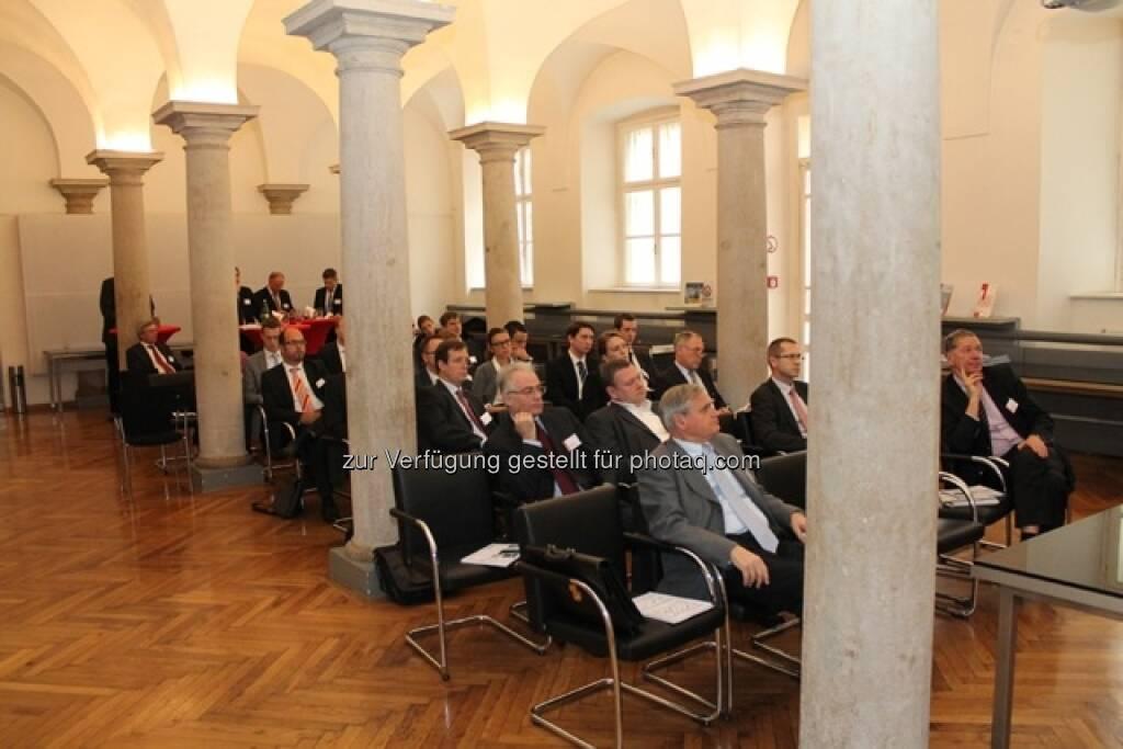 Small Cap Day, Wiener Börse, November 2012, © Wiener Börse (15.12.2012)