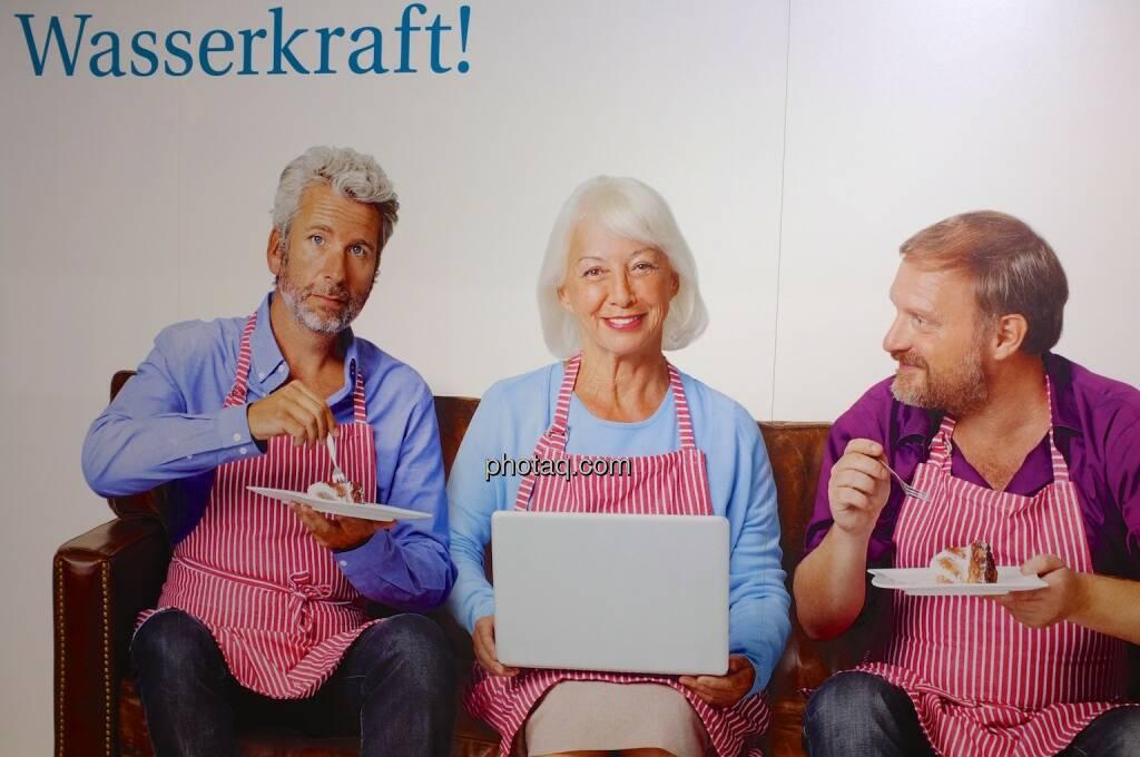Stermann & Grissemann, Wasserkraft, Verbund (17.10.2013)