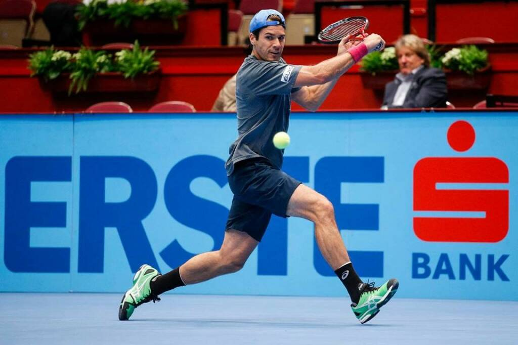 Gratulation an den Sieger der Erste Bank Open (ATP Vienna) 2013 - Tommy Haas (c) Erste Bank Open (20.10.2013)