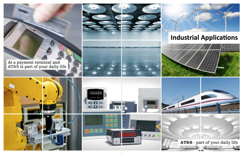 Industrial Applications, ATS, © AT&S (26.10.2013)