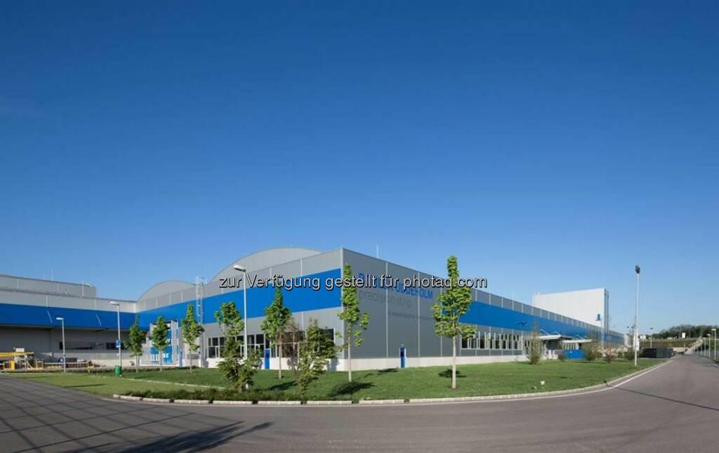 Der voestalpine-Konzern eröffnet im niederösterreichischen Kematen/Ybbs eines der weltweit modernsten Kaltwalzzentren zur Herstellung von hochwertigem Bandstahl. http://bit.ly/1fZBDfh (28.10.2013)