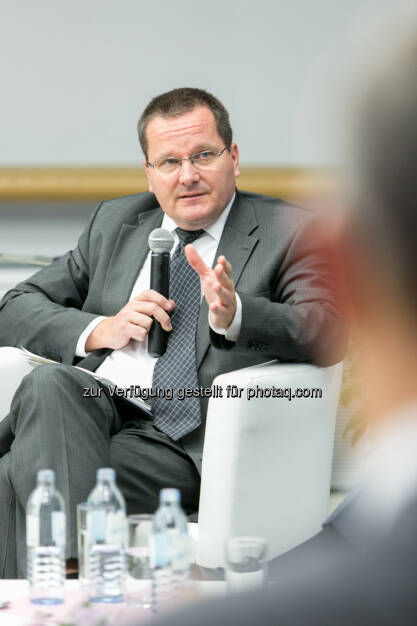 Michael Eberhartinger, BMF, © Martina Draper für das Aktienforum (30.10.2013)