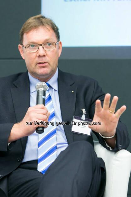Peter V. Kunz, Institut für Wirtschaftsrecht, Bern, © Martina Draper für das Aktienforum (30.10.2013)
