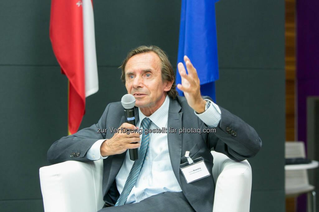 Christian Nowotny, Institut für Zivil- und Unternehmensrecht, WU Wien, © Martina Draper für das Aktienforum (30.10.2013)