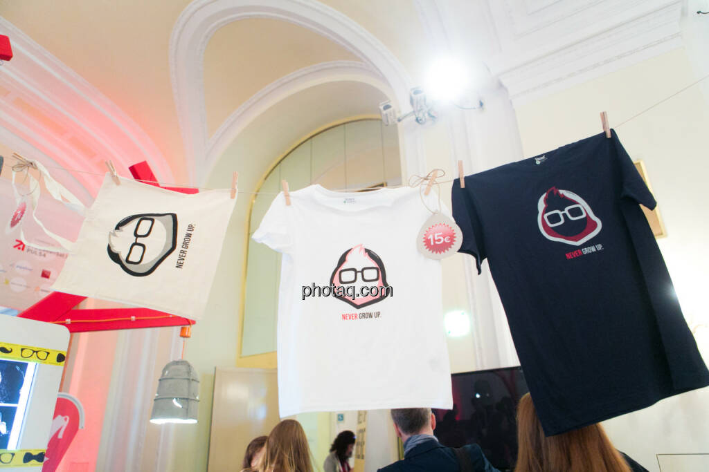 Pioneers Shirt am Pioneers Festival 2013, © finanzmarktfoto.at/Martina Draper (01.11.2013)
