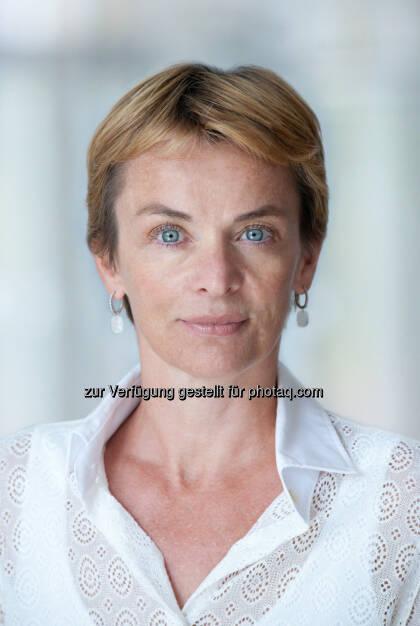 Ingrid Krenn-Ditz übernimmt Leitung der Kommunikation von RZB, RBI und Verbundunternehmen (Bild: RZB) (07.11.2013)
