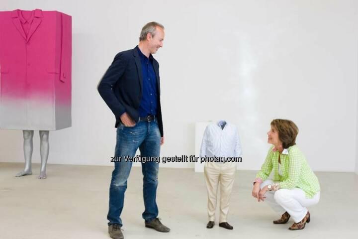 Ein weiteres Video aus der KulturWerk Sendungsreihe ist auf dem voestalpine-Blog online: Erwin Wurm zu Gast bei Barbara Rett in der voestalpine Stahlwelt. http://bit.ly/1hP93N0