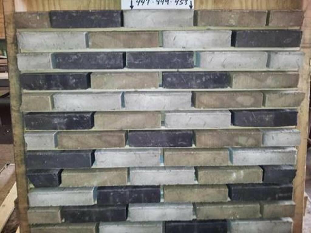 Beispiel eines mixed brick von Wienerberger, Stenstrup southern Denmark, https://www.facebook.com/wienerberger (09.11.2013)