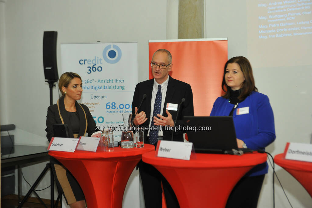 Wolfgang Pinner, CDP Österreich Jahreskonferenz 2013, © CDP, Fotograf: Philipp Hutter. (11.11.2013)