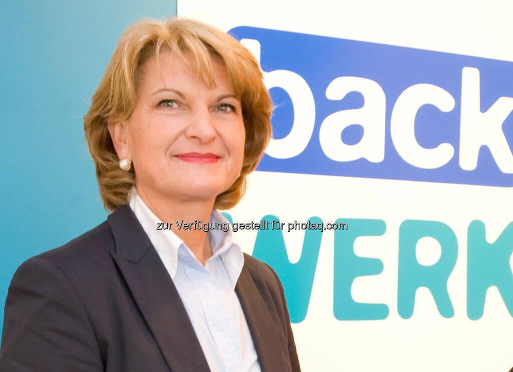 Die Selbstbedienungsbäckerei BackWerk hat ihren einen neuen Shop in Wien eröffnet und hält damit österreichweit bereits bei 21 Standorten, Ingrid Dubowy, Geschäftsführerin von BackWerk (Bild: BackWerk, Anna Rauchenberger) (11.11.2013)