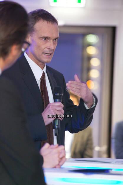 Andreas Schibany, IHS Institut für Höhere Schulen, © finanzmarktfoto.at/Michi Mejta (13.11.2013)