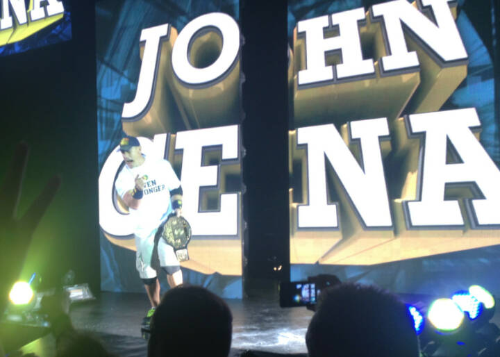 Champion John Cena