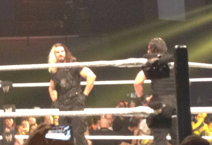 Seth Rollins, Roman Reigns