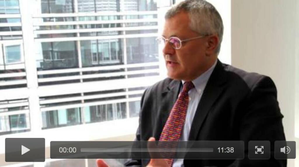 Michael Buhl, Wiener Börse, in einem sehenswerten Interview mit dem CFA Institute über IPOs, Dark Pools und High Frequency Trading Zum Video: http://blogs.cfainstitute.org/investor/2013/10/22/ipos-regulation-and-exchange-liquidity-views-from-vienna-video/ (18.11.2013)