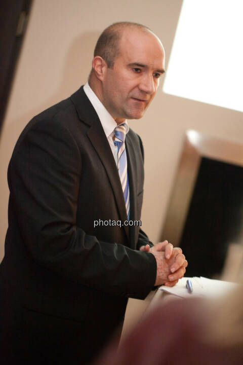 Harald Kuchelbacher (Geschäftsbereichsleiter Österreich, Brunel)