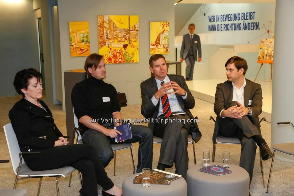 u.a. Markus Wagner bei Business Angel Days 2013 ©w.henisch (20.11.2013)