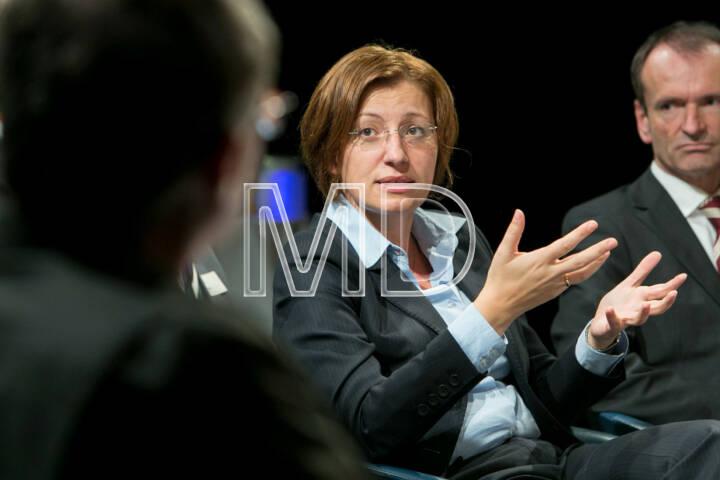 Susanna Zapreva, Geschäftsführerin Wien Energie GmbH, Christian Plas, Geschäftsführer Denkstatt GmbH