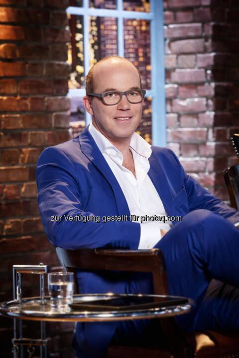 Oliver Holle - Business Angel (Bild: Gerry Frank)