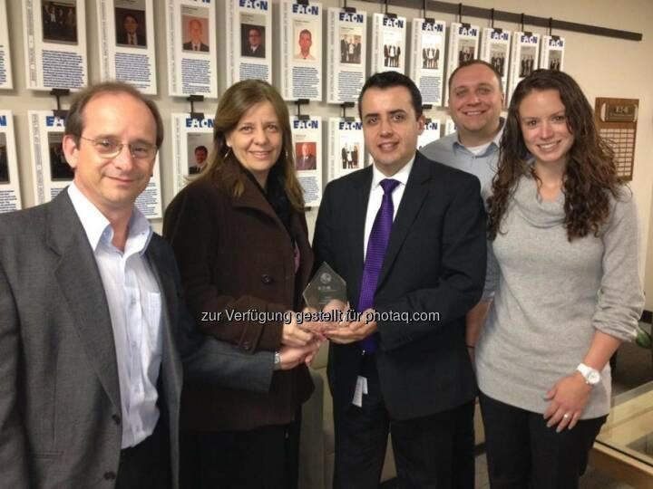 Die brasilianische voestalpine Gesellschaft Villares Metals erhielt kürzlich die Auszeichnung als Premium Supplier von Eaton. Lesen Sie mehr: http://bit.ly/IhNSp3