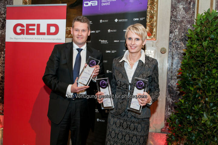 Dachfonds Award 2013/Geld Magazin
