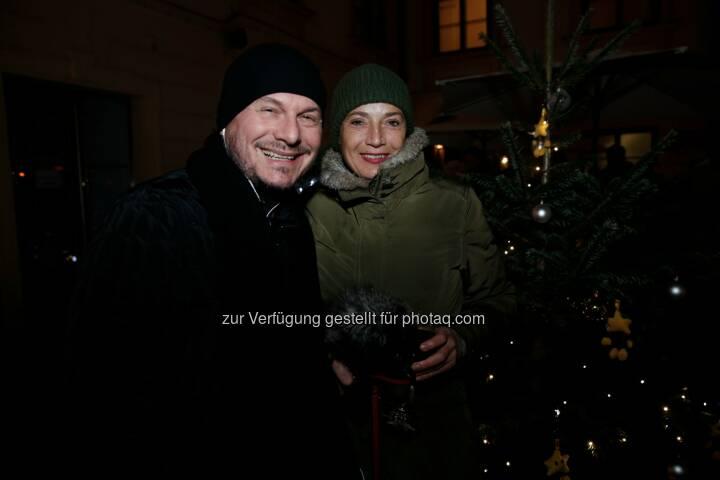 Choreograf Wolfgang Reichl, Agenturinhaberin Stephanie Fuchs-Groszmann