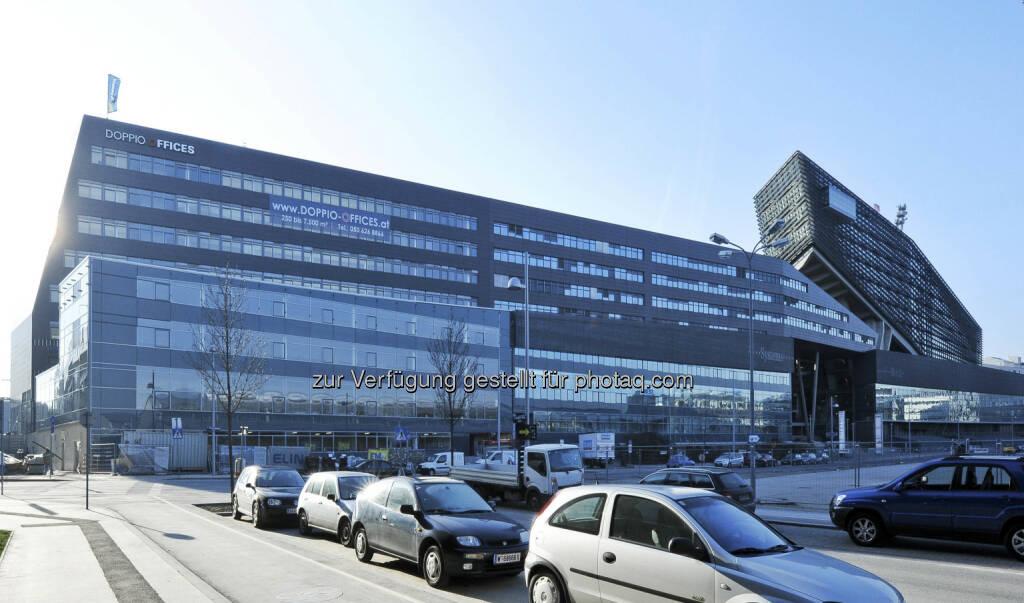 Das österreichische Unternehmen ÖWD Security & Services hat in Wien einen neuen Firmensitz bezogen in den neuen Doppio Offices in Neu-Marx im 3. Bezirk. (27.11.2013)