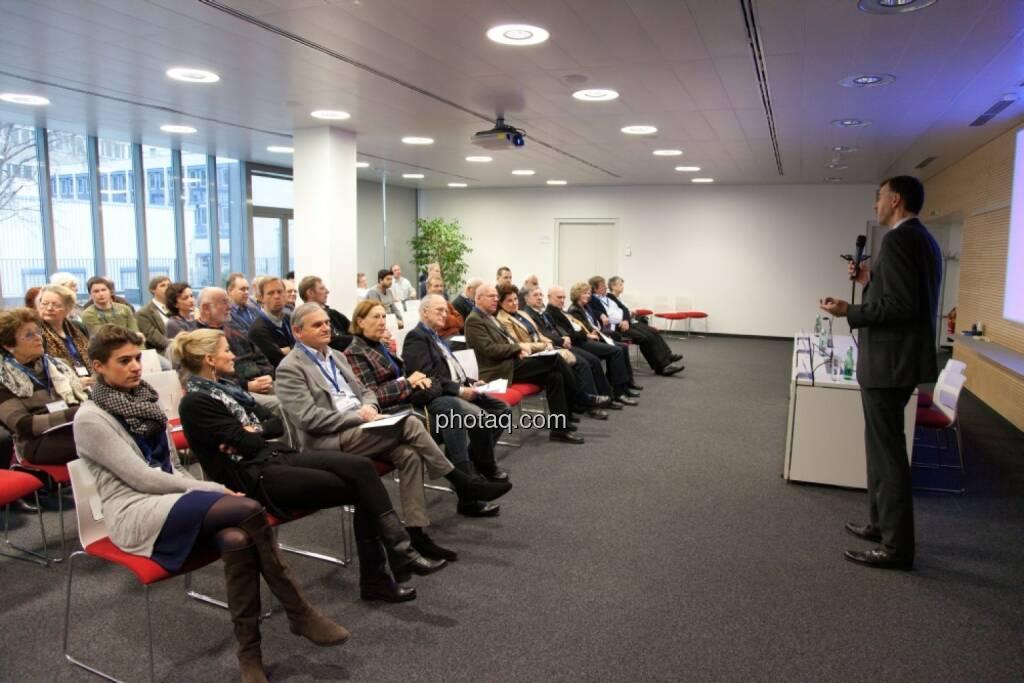 Reinhard Kandera (Chief Financial Officer Valneva), © Michaela Mejta für finanzmarktfoto.at (29.11.2013)