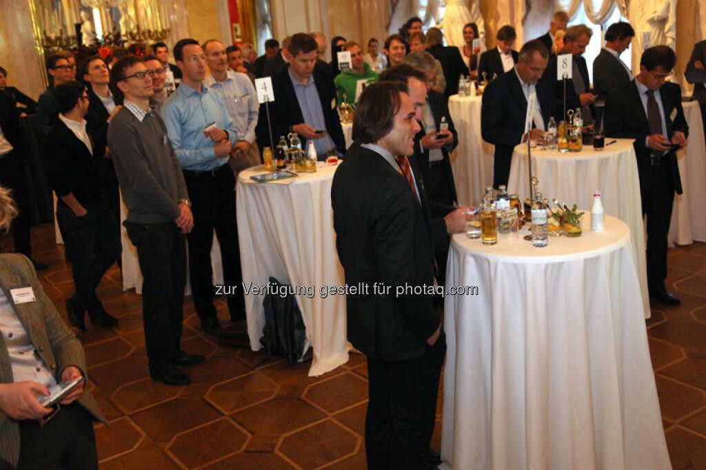 Pitcher und Investoren, © Austria Wirtschaftsservice (01.12.2013)
