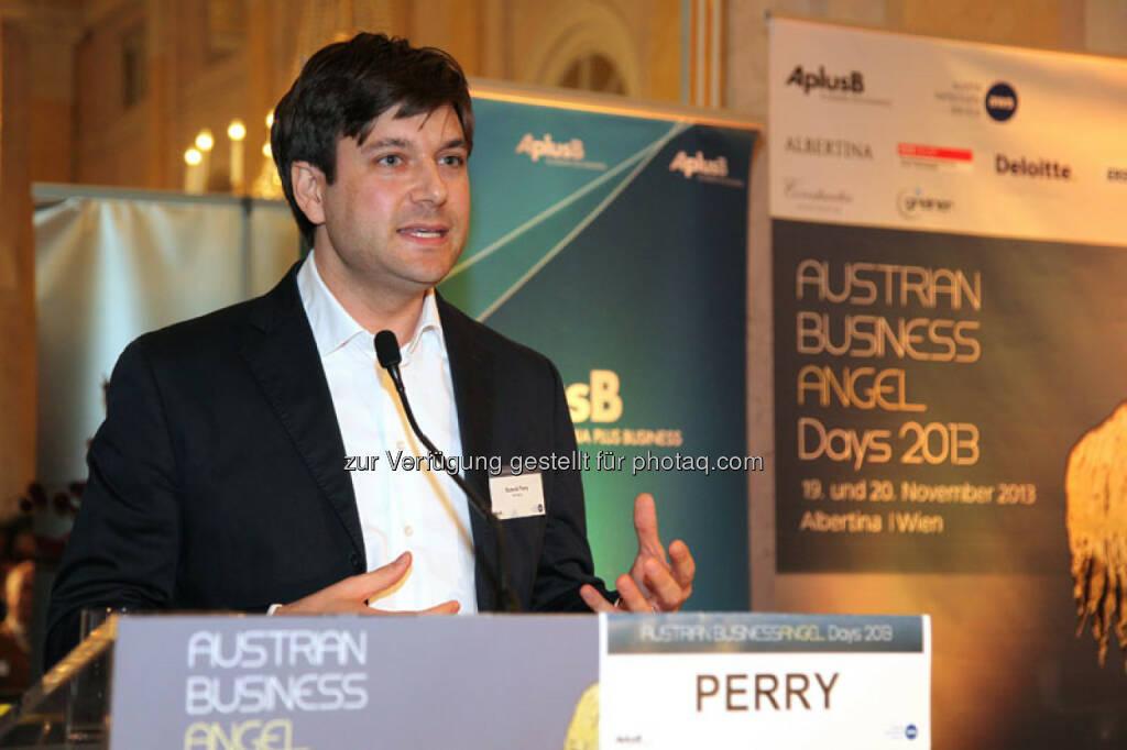 Keynote Perry, © Austria Wirtschaftsservice (01.12.2013)