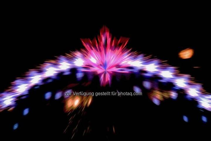 Lichterbogen, Lichter im Advent, www.fotomoldan.at