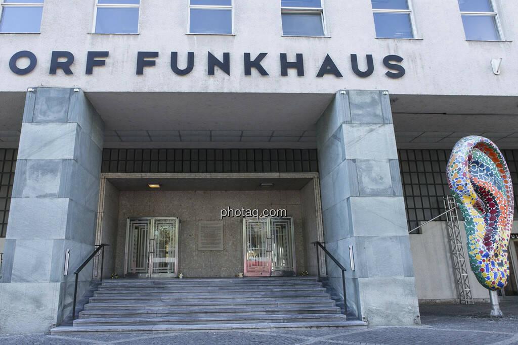 ORF Funkhaus, © Martina Draper (15.12.2012)