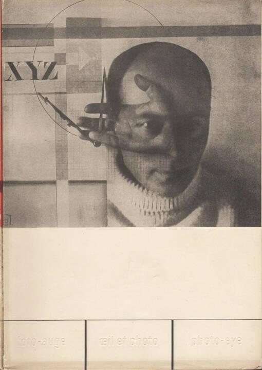 Franz Roh - Foto-Auge, Oeil et Photo, Photo-Eye, Preis 500-1000 Euro http://josefchladek.com/book/franz_roh_-_foto-auge_oeil_et_photo_photo-eye